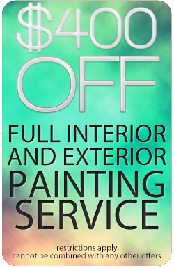 Interior Exterior Painting Philadelphia New Jersey